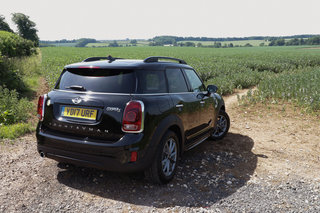Mini Countryman Cooper S E electric hybrid review image 3