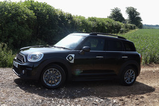 Mini Countryman Cooper S E electric hybrid review image 6