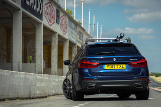 BMW 5 Series Estate image 2