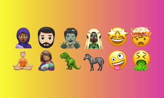 Here's a sneak peek at Apple's all-new emoji coming to iOS and Macs