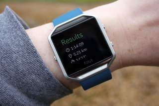 "Fitbit smartwatch is ""on track"", waterproof and will offer accurate health measurement"