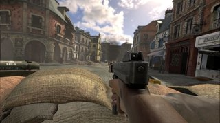 Front defense ww2 vr review image 2