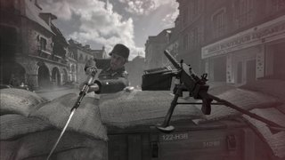 Front defense ww2 vr review image 3