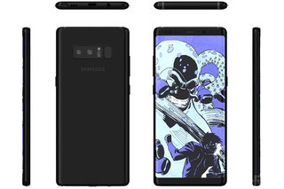 Samsung Galaxy Note 8 Renders image 2