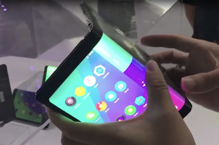 Hands-on video shows Lenovo Folio bendable tablet working fully