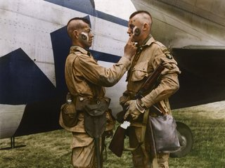 Colourised photos from history image 45