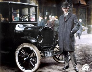 Colourised Photos From History image 5