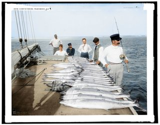 Colourised photos from history image 60