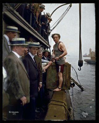 Colourised photos from history image 77