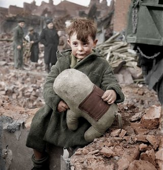 Colourised photos from history image 78