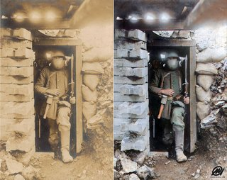 Colourised Photos From History image 94