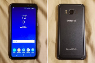 Samsung Galaxy S8 Active pops up in new leaks with no curved screen