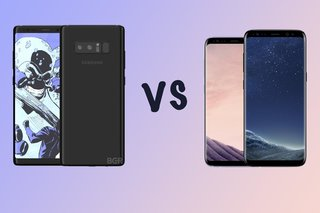 Samsung Galaxy Note 8 vs Galaxy S8 vs S8+: What's the rumoured difference?
