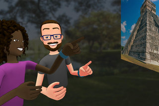 What is Facebook Spaces VR image 3