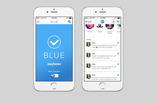 What is Loveflutter Blue? Twitter users' answer to Tinder explained