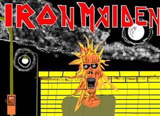 25 awesome album covers recreated in MS Paint