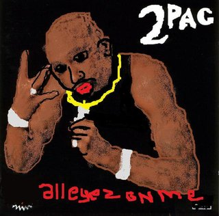 25 hilarious album covers recreated in MS Paint image 10