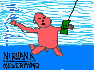 25 Hilarious Album Covers Recreated In Ms Paint image 18