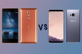 Nokia 8 vs Samsung Galaxy S8: What's the difference?