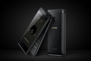 Samsung's Leader 8 flip phone is a thing of beauty, but only destined for China