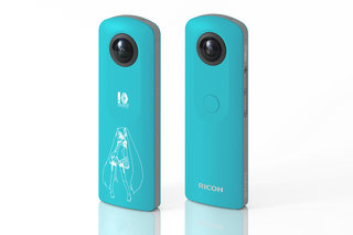 Ricoh announces Theta SC Hatsune Miku limited edition