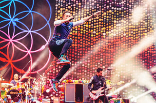 Samsung will be streaming a live Coldplay concert in VR