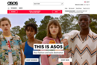 How to use the Asos app to find the right clothes from photos