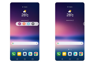 LG V30 UX revealed ahead of launch, second screen confirmed