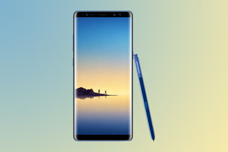 "Incredible Samsung Galaxy Note 8 press pic leak shows phone in ""Deep Sea Blue"""