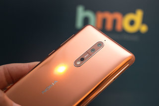 Nokia 8 Polished Copper image 4