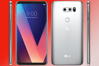 This is the LG V30, and it looks stunning