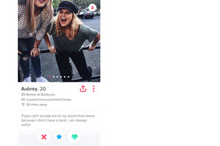 42 Terrific And Terrifying Tinder Profiles image 2
