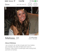 42 terrific and terrifying Tinder profiles