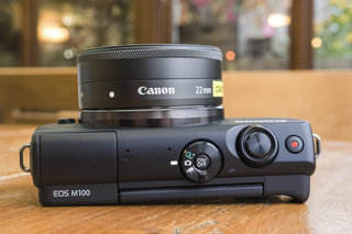 Canon EOS M100 product shots image 4