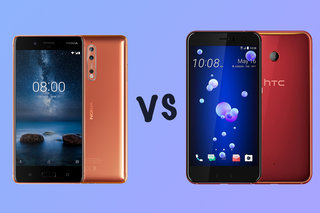 Nokia 8 vs HTC U 11: What's the difference?
