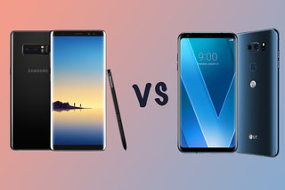 Samsung Galaxy Note 8 vs LG V30: What's the difference?