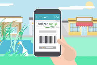 O que é o Amazon Top Up e como ele funciona?