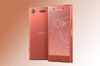 These official Sony Xperia XZ1 Compact images suggest some minor differences to its bigger brother
