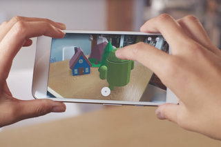 Google ARCore: Androids augmented reality-technologie uitgelegd