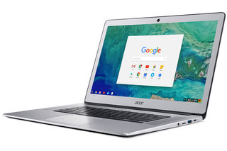 Acer bets big on Chromebooks with the Chromebook 15