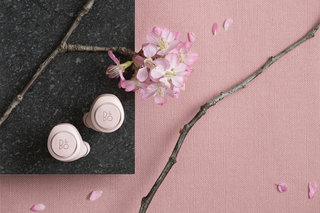 BeoPlay E8 are B&O Play's first completely wireless in-ears, and now available in pink