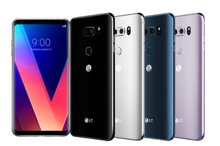 LG officially launches the LG V30: Wide screen, wide-angle, wide appeal