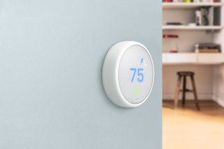 Nest Thermostat E is the same learning thermostat in a much simpler package