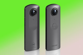 Ricoh introduces Theta V camera with 360-degree 4K video capture