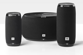 JBL Link is a three-strong range of speakers with Google Assistant built-in