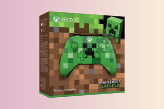 You can now buy those cool Minecraft Xbox One wireless controllers
