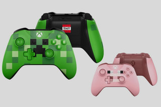 You can now but those cool Minecraft-themed Xbox wireless controllers image 2
