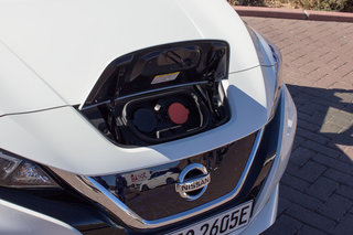 Nissan Leaf Review image 11