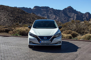 Nissan Leaf Review image 3