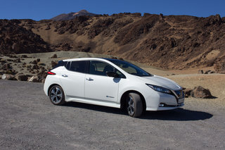 Nissan Leaf Review image 7